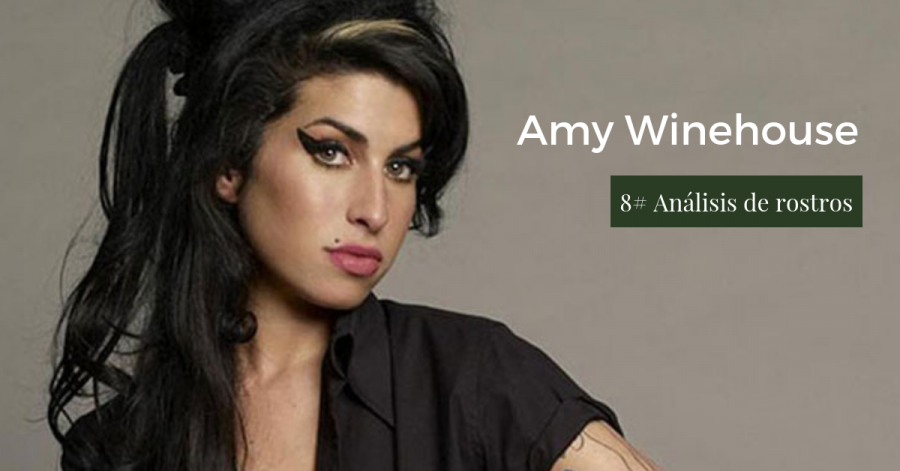 Mini análisis de rostros   Amy Winehouse