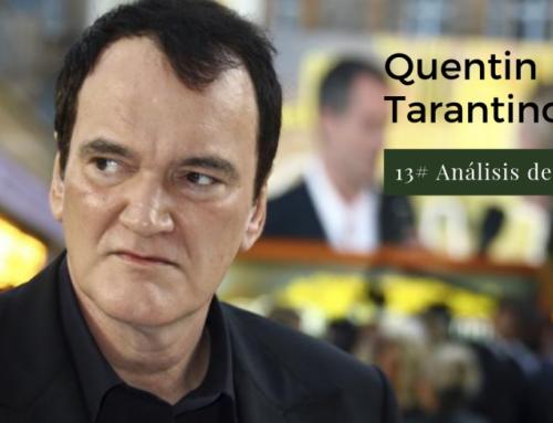 Quentin Tarantino. Visionario enfocado en el logro de sus metas